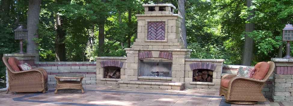 Outdoor Kitchens in Clarence New York | Woodstream Nurseries ...