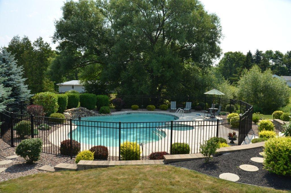 Water Features And Pools Landscaping Services