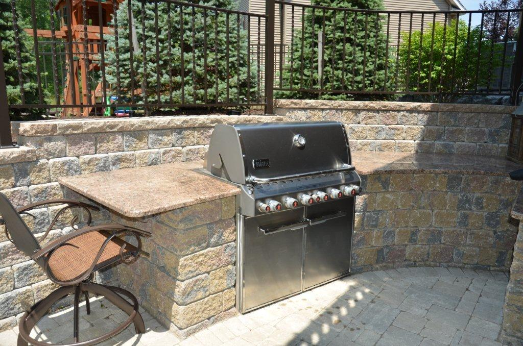 Outdoor Kitchens Landscaping Services Woodstream Nurseries